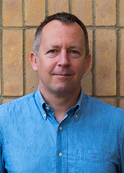 Entrepreneur in Residence Chris Doran