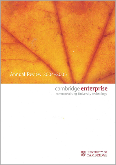 Annual Review 2005