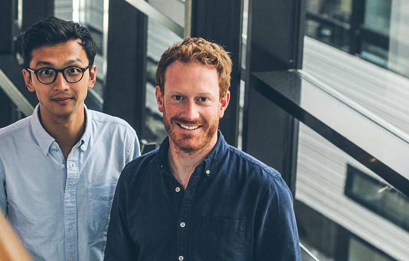 HexagonFab co-founders